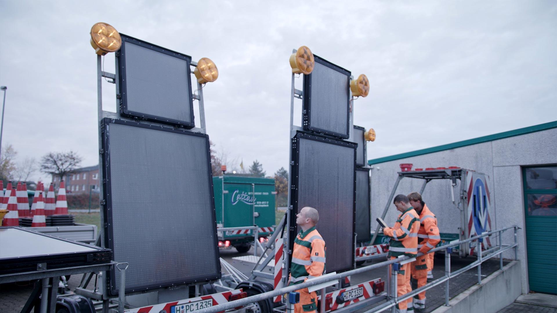 Verkehrssicherung Wedemark Hannover